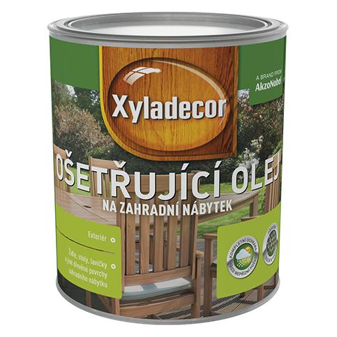 Xyladecor Ošetřující olej 0,75 l