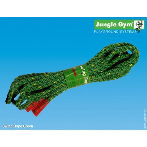 Provaz Swing Rope zelený