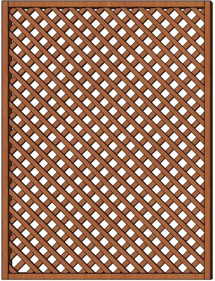 Mříž Jana 135 x 180