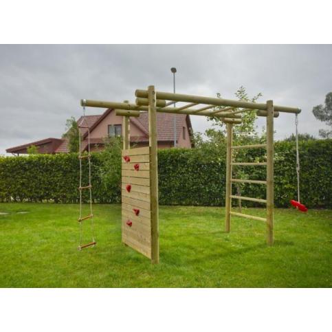 Dětské hřiště Marta s houpačkou