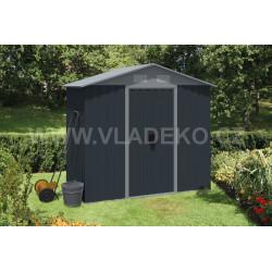 Plechový zahradní domek Eco