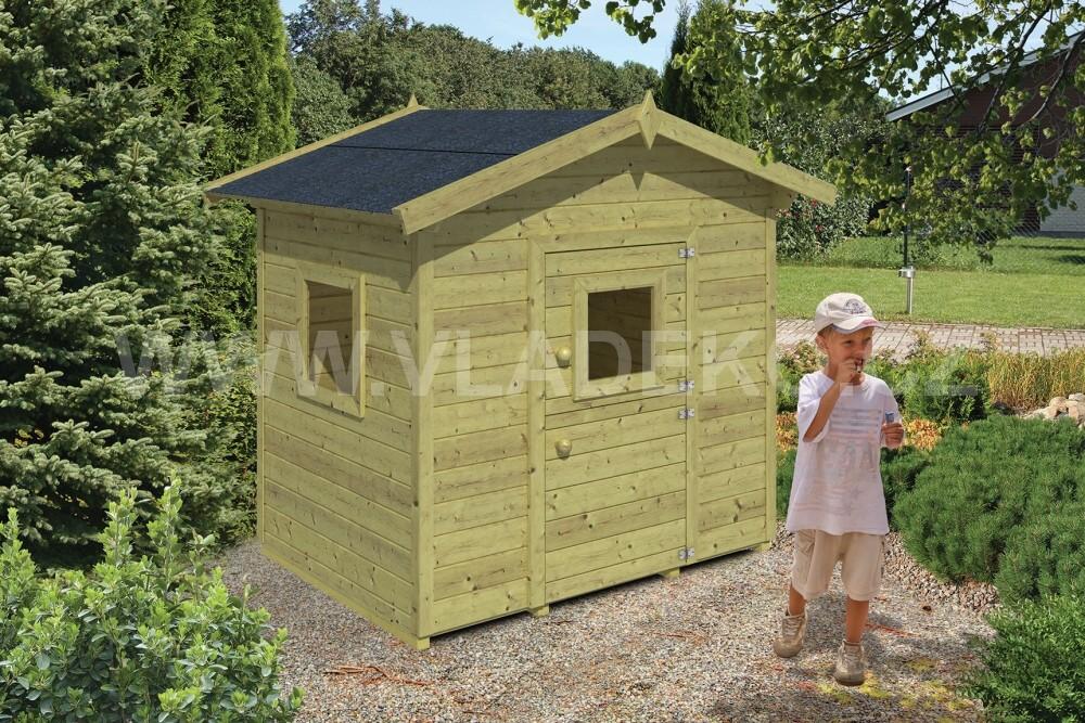 Dětský domek Pipi