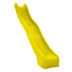 Dětská skluzavka 2 (žlutá)
