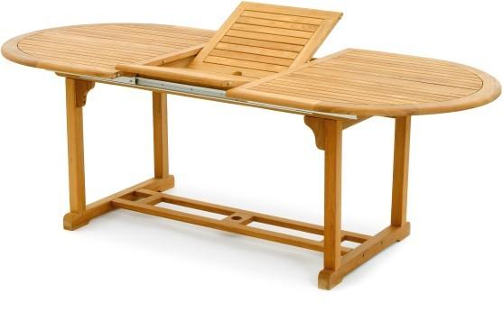 Rozkládací stůl Oligia (ovál)