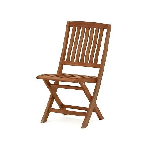Skládací židle bez opěrek Minoa