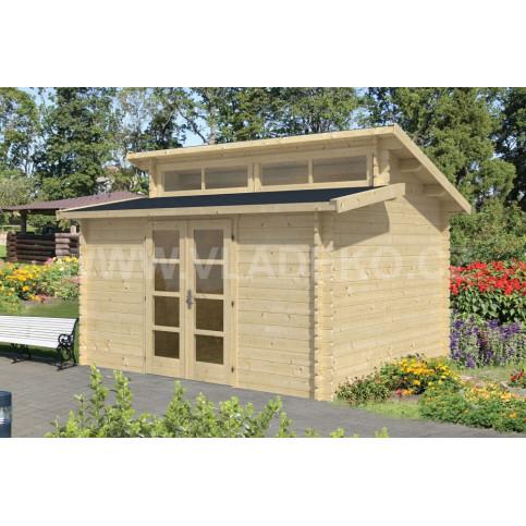 Zahradní chata Hans