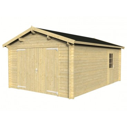 Dřevěná garáž Vladeko 148