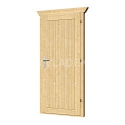 Jednokřídlé dveře D5