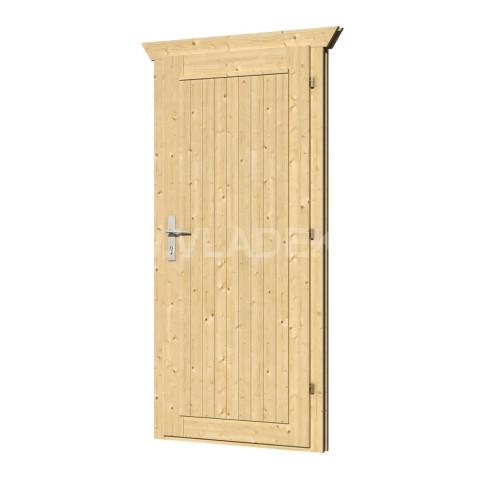 Jednokřídlé dveře D5 pravé
