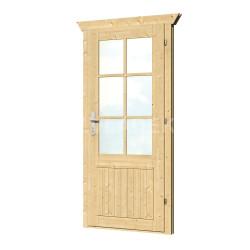 Jednokřídlé dveře D6
