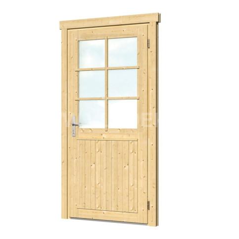 Jednokřídlé dveře XXL, levé