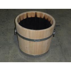 Dřevěný džber 4