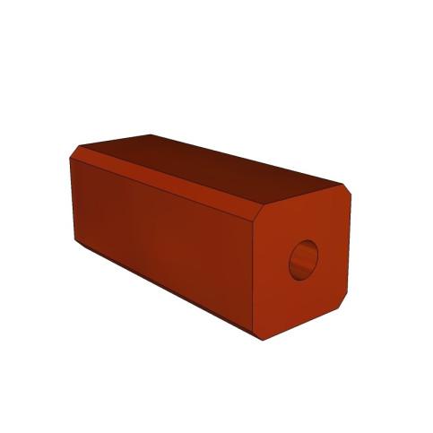 Distanční montážní špalík