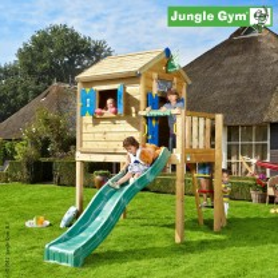 Dřevěná terasa Playhouse L