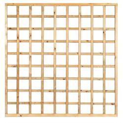 Impregnovaná mříž s rámem 180 x 180 cm