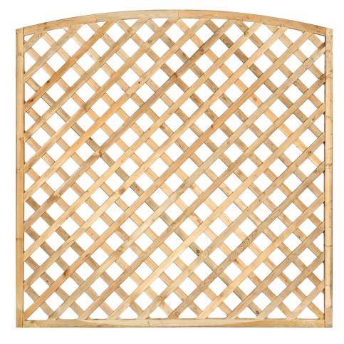 Impregnovaná mříž s obloukem diagonal 180