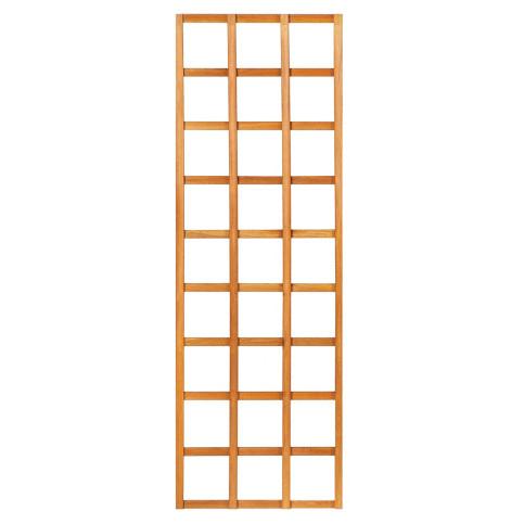 Mříž bez rámu z tvrdého dřeva 60