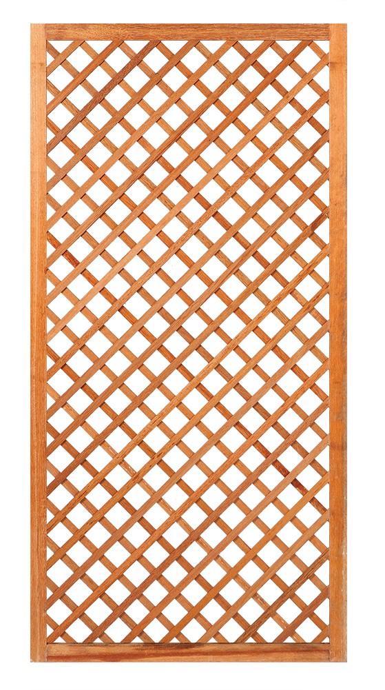 Mříž z tvrdého dřeva 90