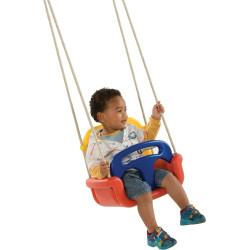 Dětské sedátko s opěrkou