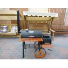 Gril na dřevěné uhlí Smoky Fun Tradition 5