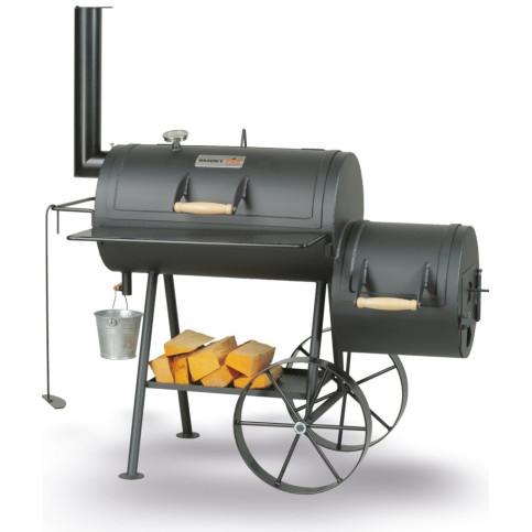 Gril na dřevěné uhlí Smoky Fun Euro Smoker