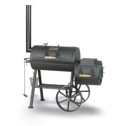 Gril na dřevěné uhlí Smoky Fun Tradition 6