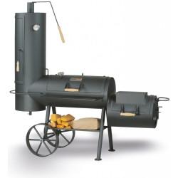 Gril na dřevěné uhlí Smoky Fun Big Chief 6