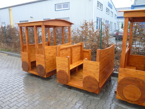 Dětský vláček s vagony