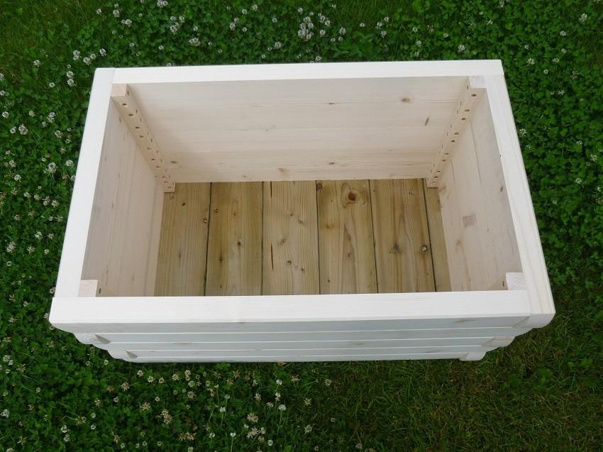 Dřevěný truhlík Josef 80 x 50