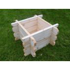 Dřevěný truhlík Mates 40 x 40