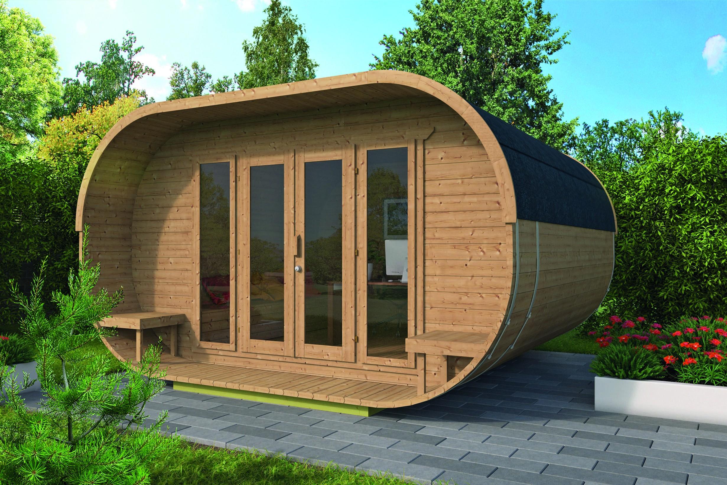 Zahradní domek Camping Oval