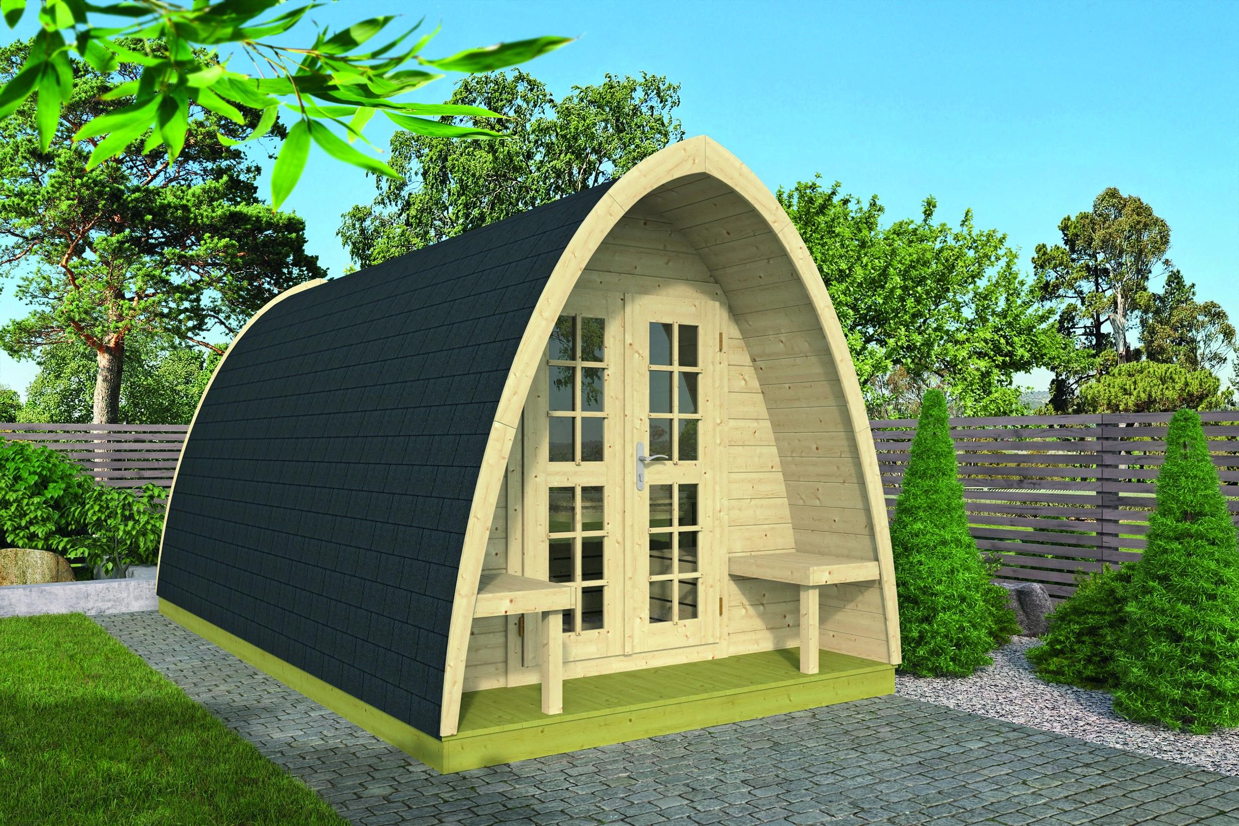 Zahradní domek Camping POD 400