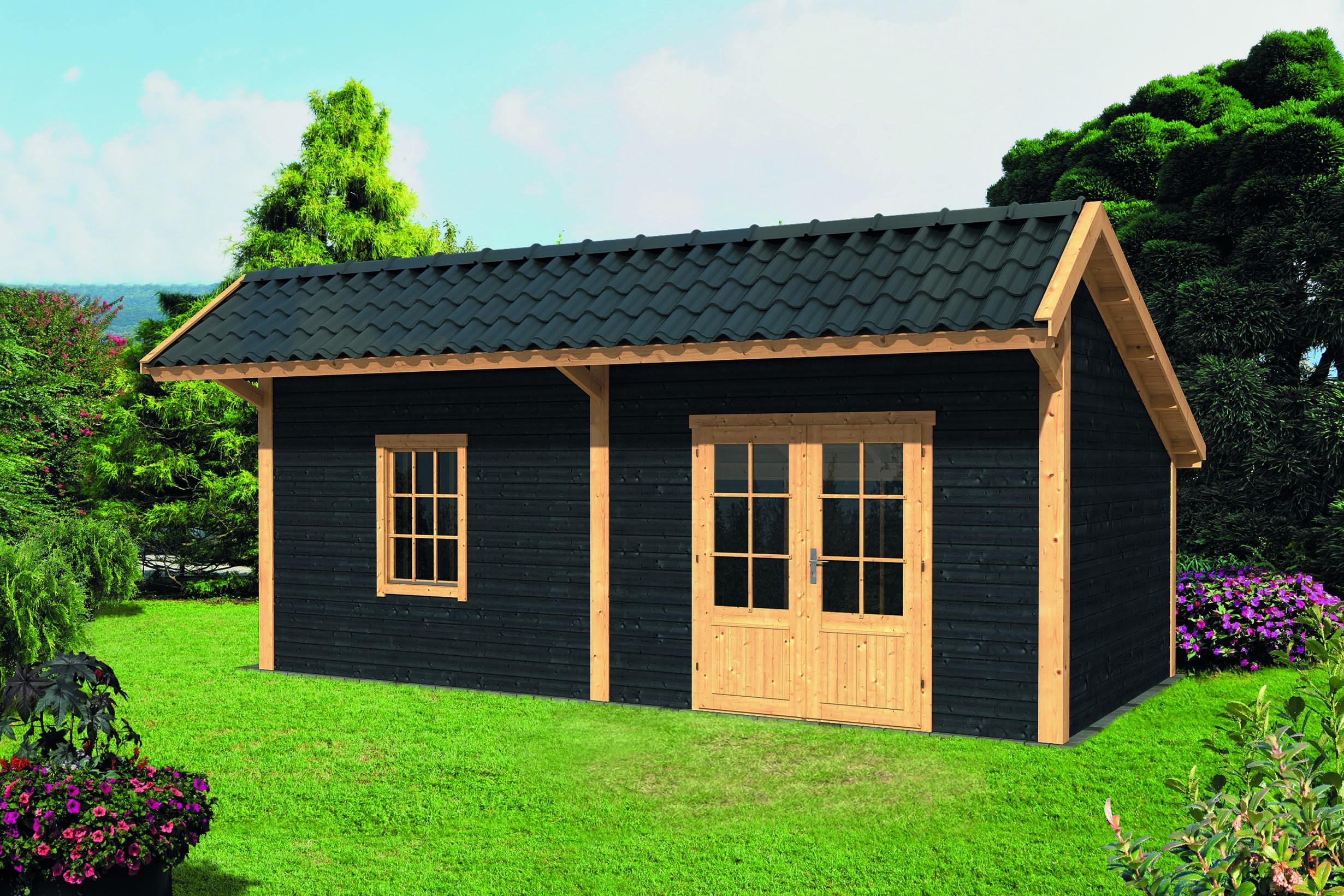 Montovaná chata Bergen 4 L