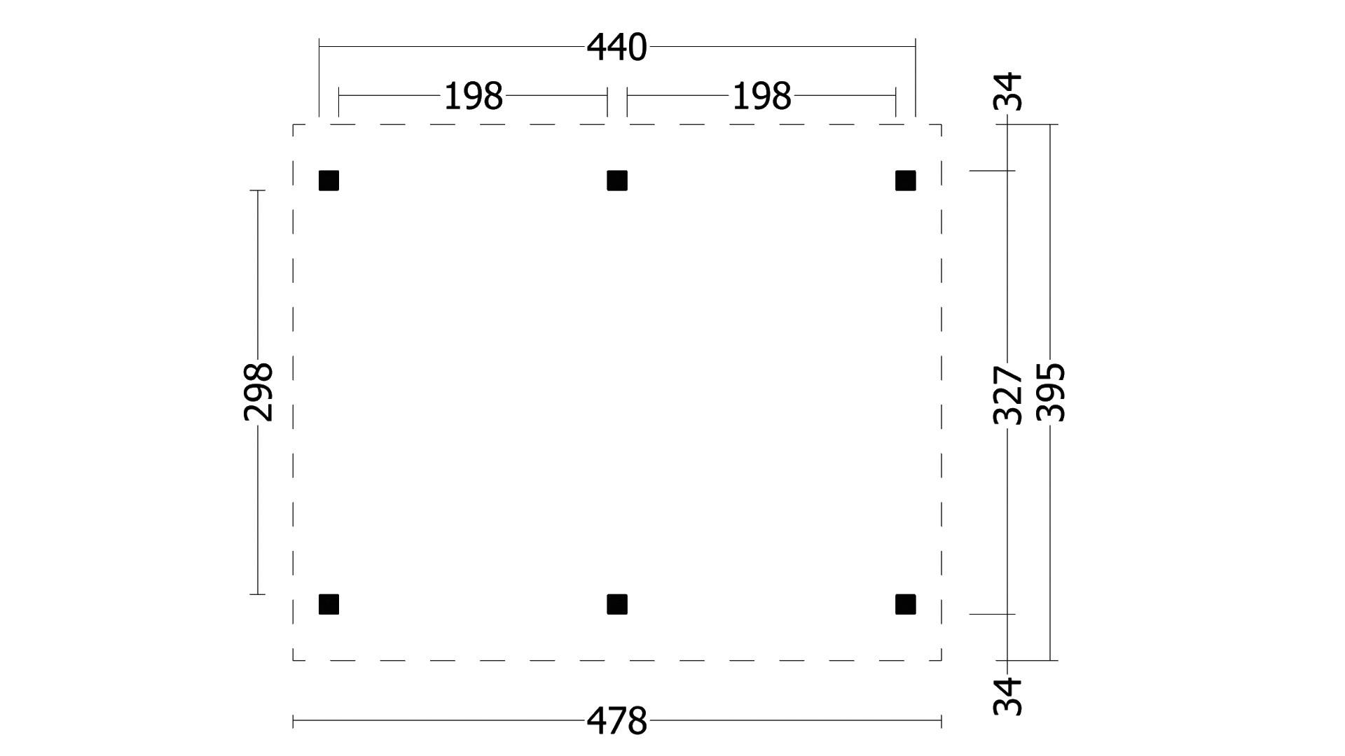 Montovaná chata Hamar 1 L