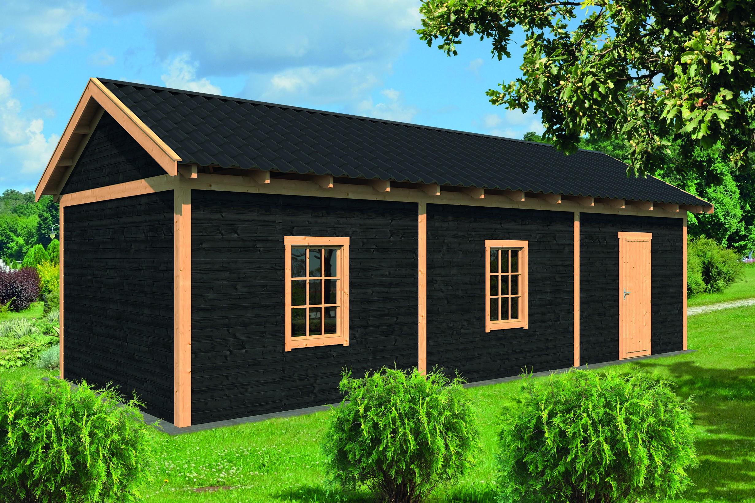 Montovaná chata Hamar 8 XL