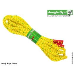Provaz Swing Rope žlutý