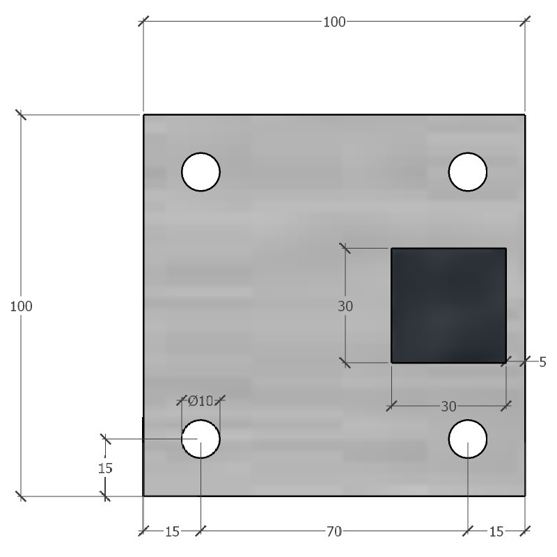 Balkonová konstrukce č. 4