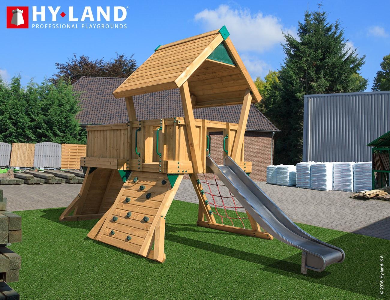 Hyland Q3 se skluzavkou