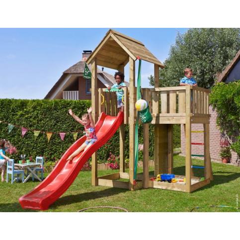 Dětské hřiště Mansion se skluzavkou