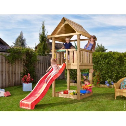 Dětské hřiště House se skluzavkou