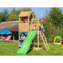 Dětské hřiště Jungle Resort se skluzavkou