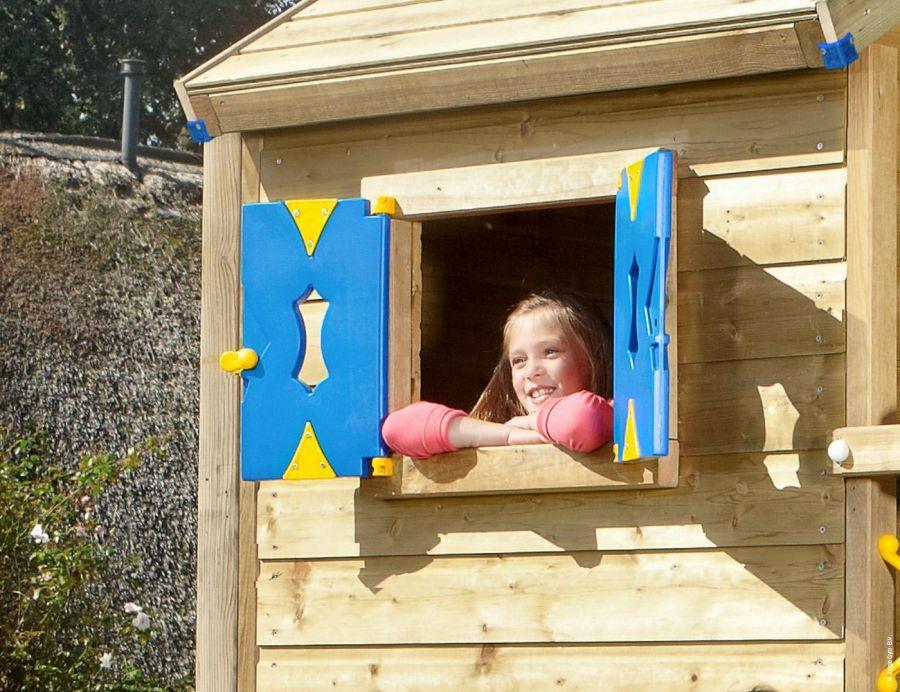 Dětský domek Jungle Playhouse
