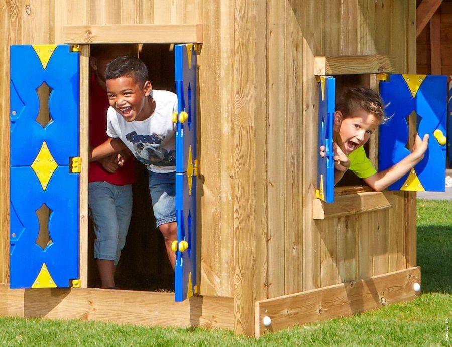 Playhouse Module 125 cm pro menší hřiště