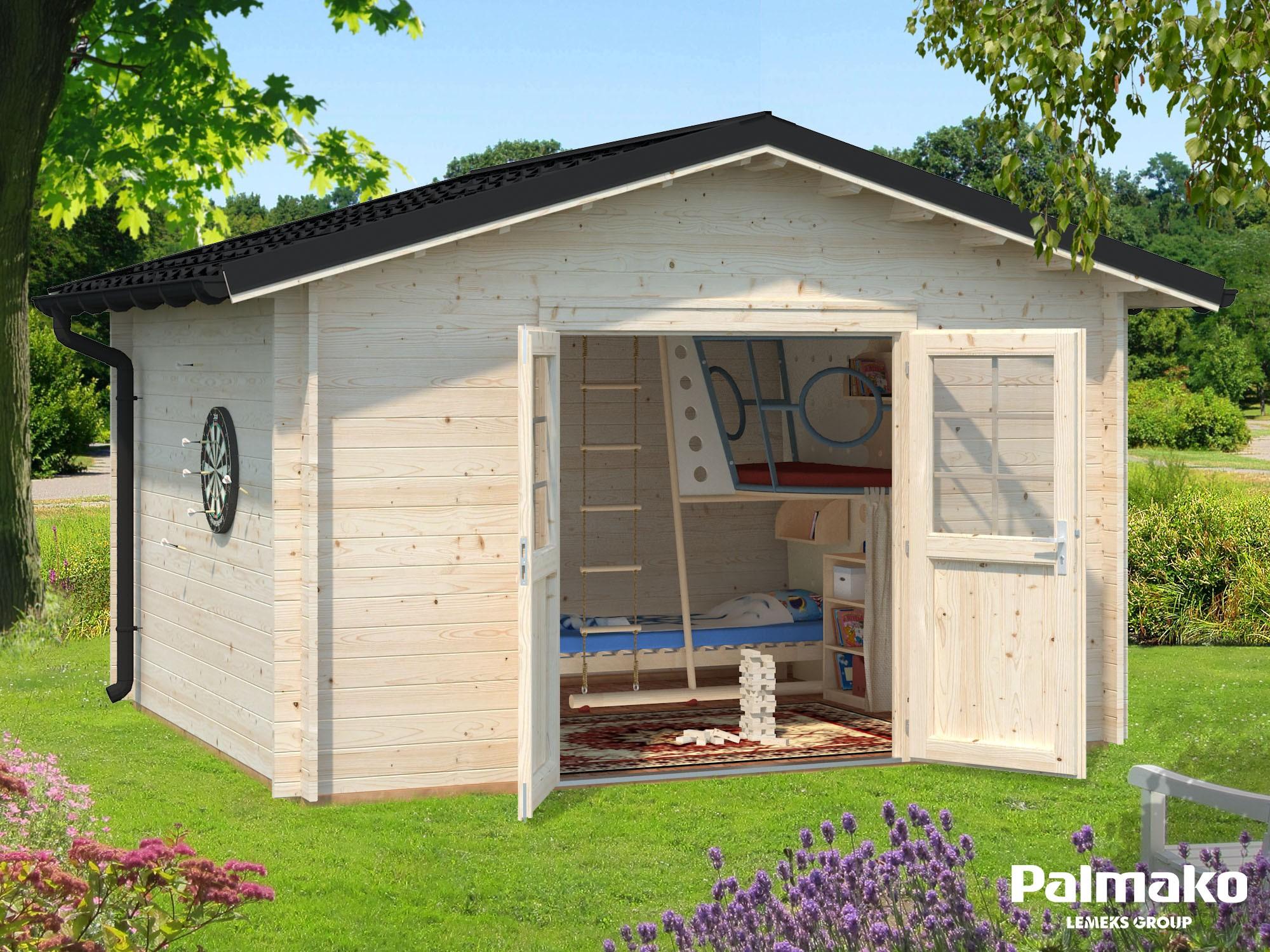 Zahradní chata Týna 10,4 m2
