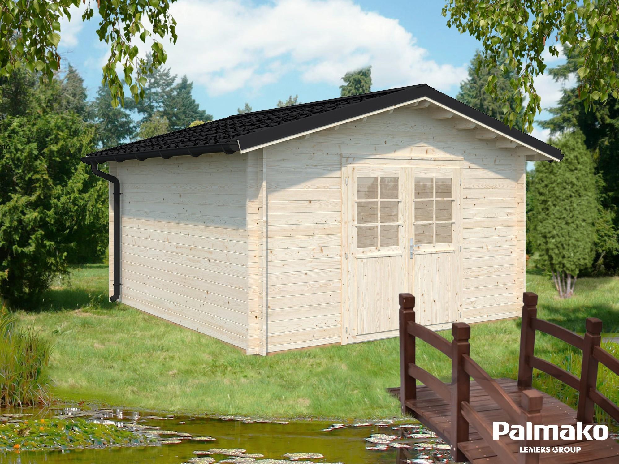 Zahradní chata Týna 13,5 m2