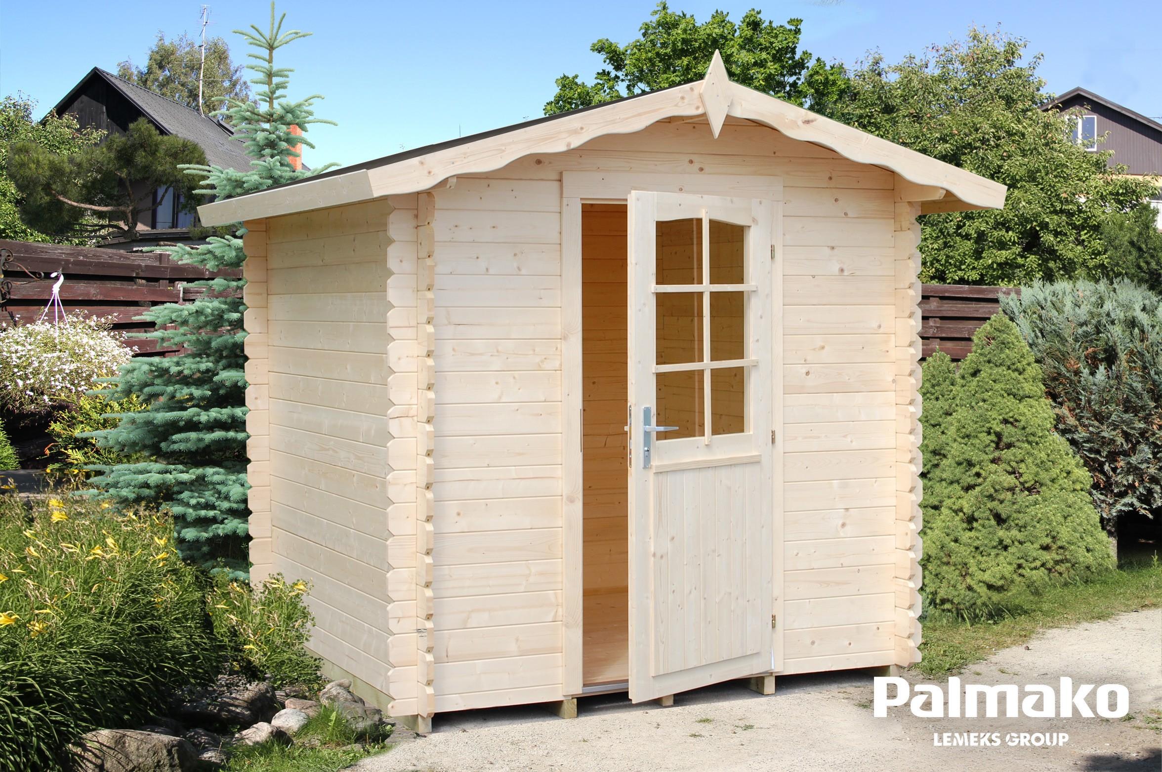 Zahradní domek Viviana 3,8 m2