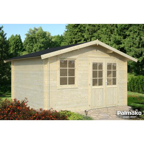 Zahradní chata Klara 10,4 m2