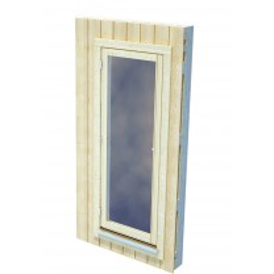 Element + Single window (Nordic+), large