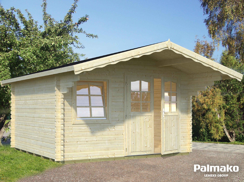 Zahradní chata Lydie 12,3 m2