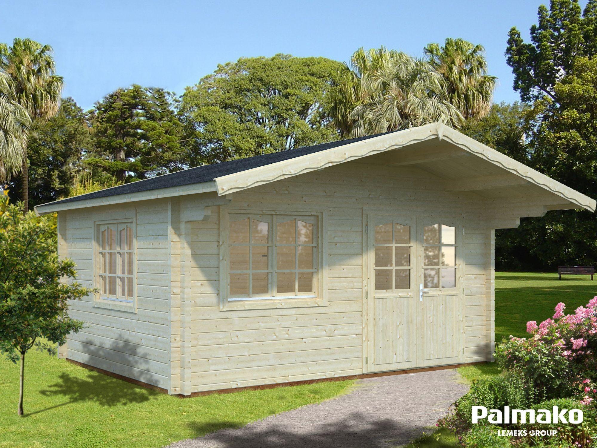 Zahradní chata Helena 15,1 m2